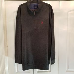 NWT- Men's US Polo XLT Pullover